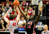 NCAA BASKETBALL: MAR 16 Men's Mountain West Basketball Championships - UNLV v New Mexico