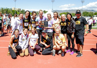 4A Girls Academic Champions Bishop Kelly