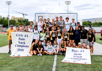 4A Boys and Girls State Champions Bishop Kelly 1