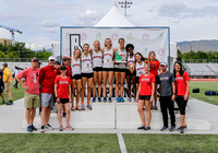 5A Girls 3rd Place Boise 2