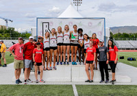 5A Girls 3rd Place Boise 3