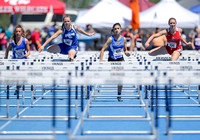State Track 1A-2A-3A Sat Hurdles 020