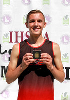 3A Boys High Jump Champion Ty Wright Shelley
