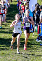 5A GIrls X-Country Race 014