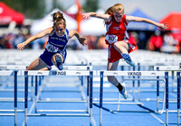 State Track 1A-2A-3A Sat Hurdles 010