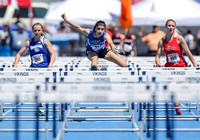 State Track 1A-2A-3A Sat Hurdles 018