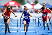 State Track 1A-2A-3A Sat Hurdles 011