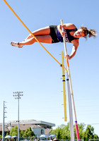 State Track 4A-5A Friday Pole Vault 012