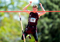 State Track 4A-5A Friday Pole Vault 019