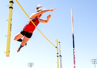 State Track 4A-5A Friday Pole Vault 010